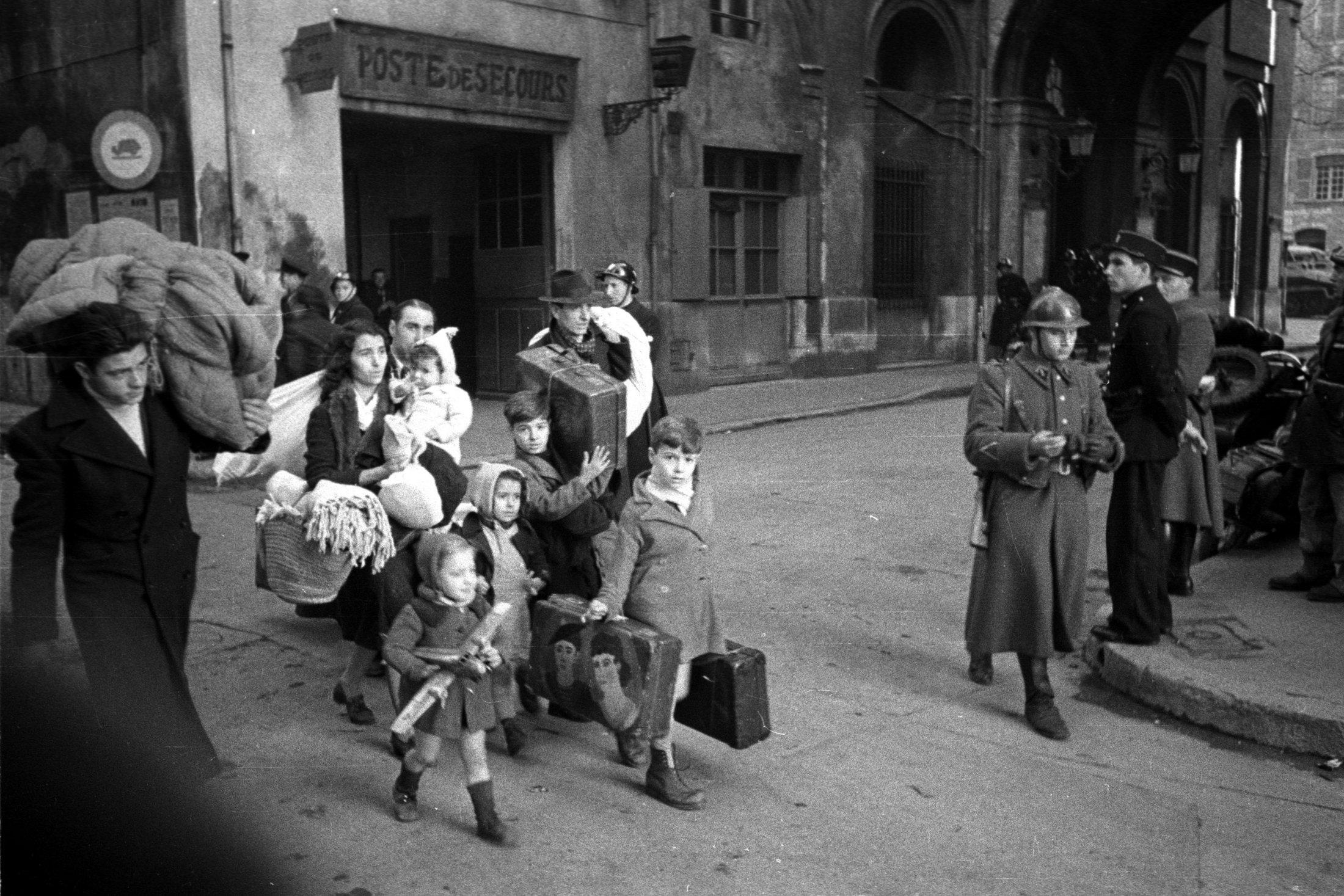 MARSEILLE, JANVIER 1943 – OPÉRATION SULTAN
