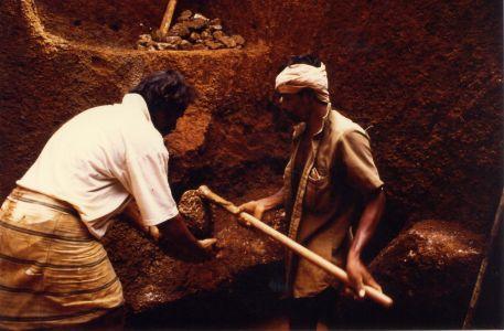 Ratnapura or the stone mirage